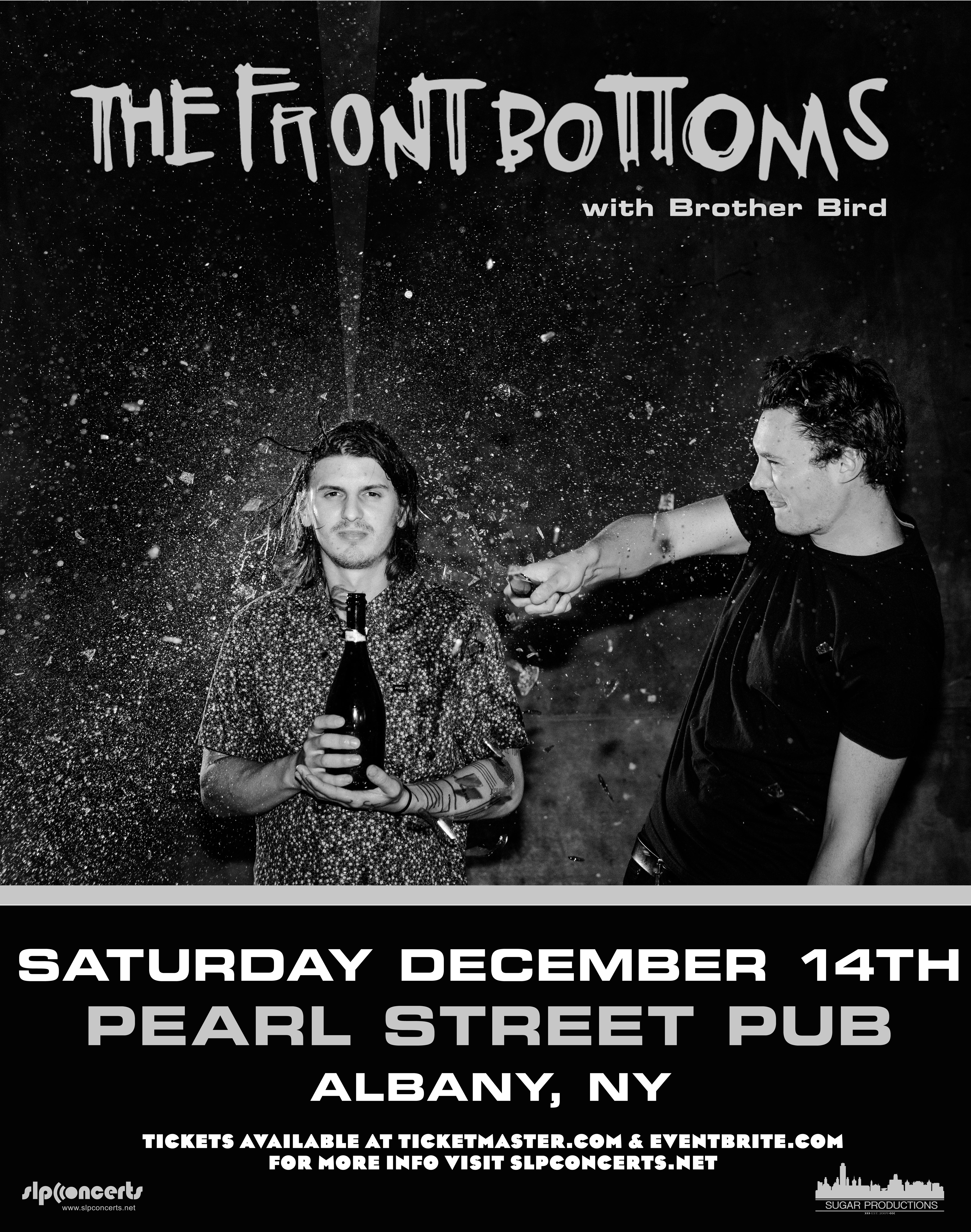 The Front Bottoms at Pearl Street Pub in Albany NY