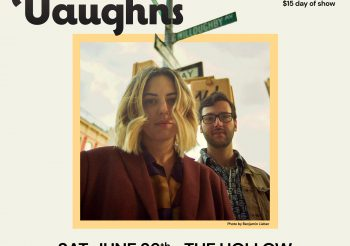 The Vaughns – June 26th