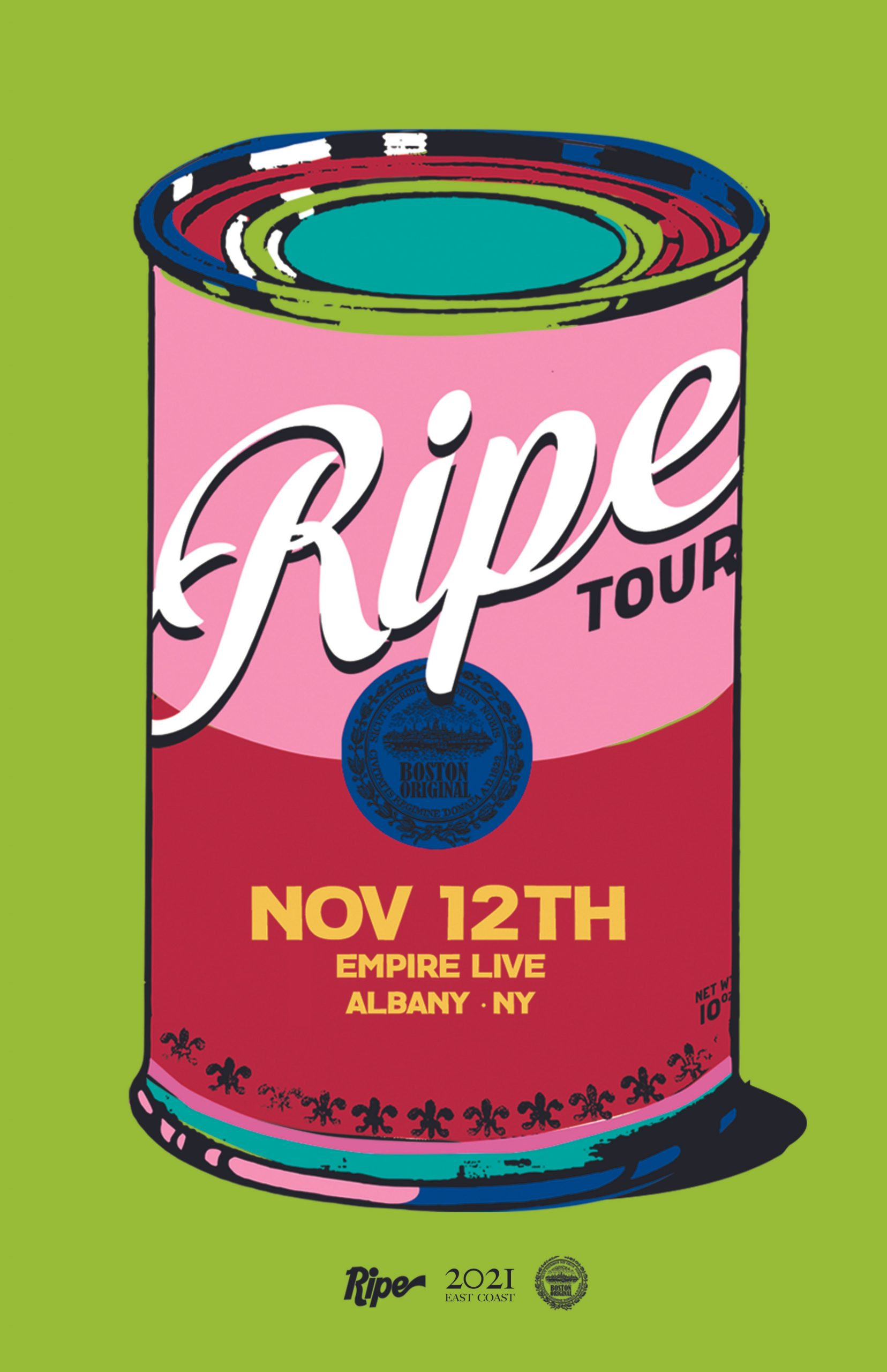 Ripe Empire Live